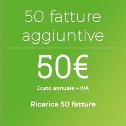 50 Fatture Aggiuntive